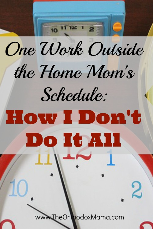 should mothers work outside the home
